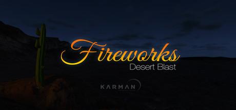 Fireworks-Desert-Blast